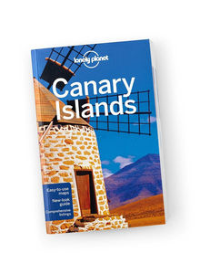 Travelguide Lonely Planet Canary Islands recommending The Kite and Windsurfing Guide