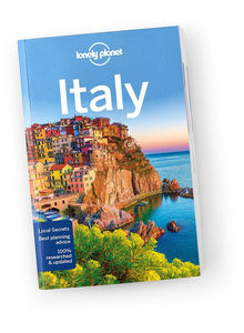 Travelguide Lonely Planet Italy recommending The Kite and Windsurfing Guide