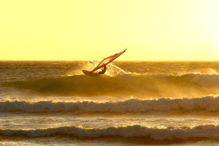 The Kite and Windsurfing Guide, Guincho, Portugal, Europe