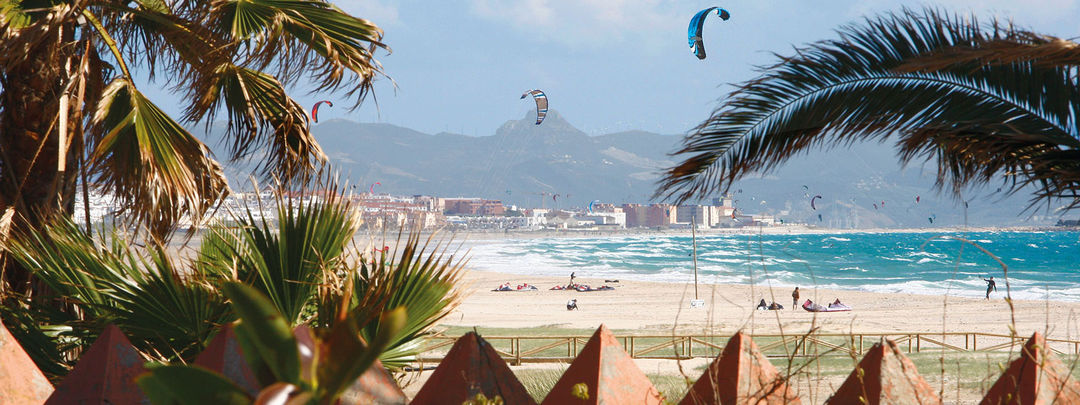 Spotguide, Kite and Windsurfing Guide, Los Lances, Tarifa, Spanien