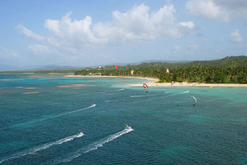 The Kite and Windsurfing Guide, Las Terrenas, Dominican Republic, Central America & The Caribbean