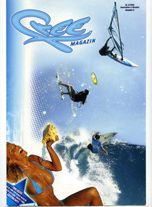 Kite- and Windsurfing magazine Free featuring The Kite and Windsurfing Guide