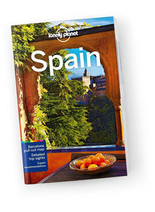 Travelguide Lonely Planet Spain recommending The Kite and Windsurfing Guide