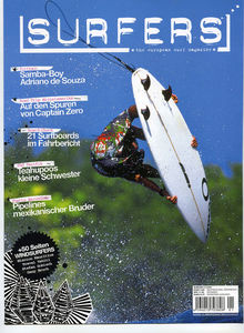 Watersport magazine Funsport magazine Surfers featuring The Kite and Windsurfing Guide