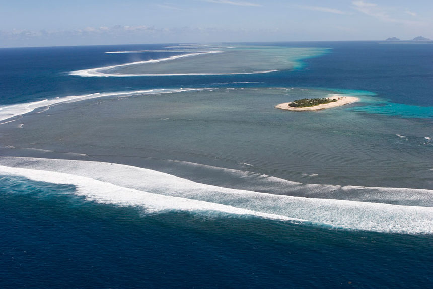 The Kite and Windsurfing Guide, Namotu, Fiji, Pacific Ocean Islands