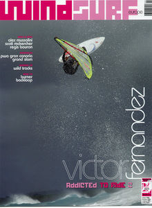 Windsurfing magazine Windsurf Europe featuring The Kite and Windsurfing Guide