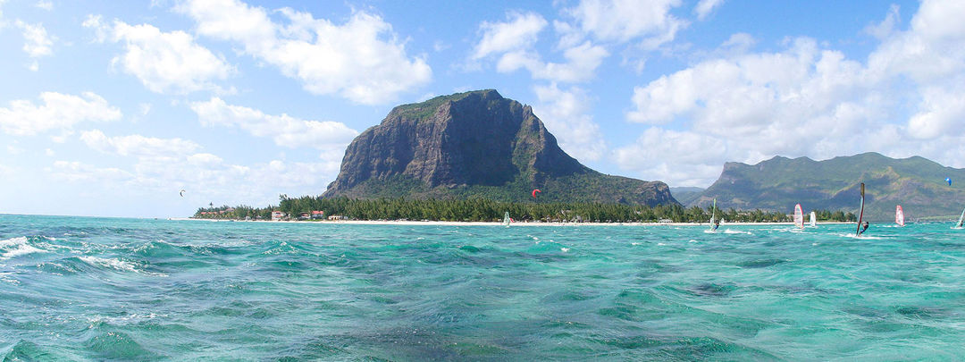 Spotguide, Kite and Windsurfing Guide, Le Morne, Mauritius, Indischer Ozean