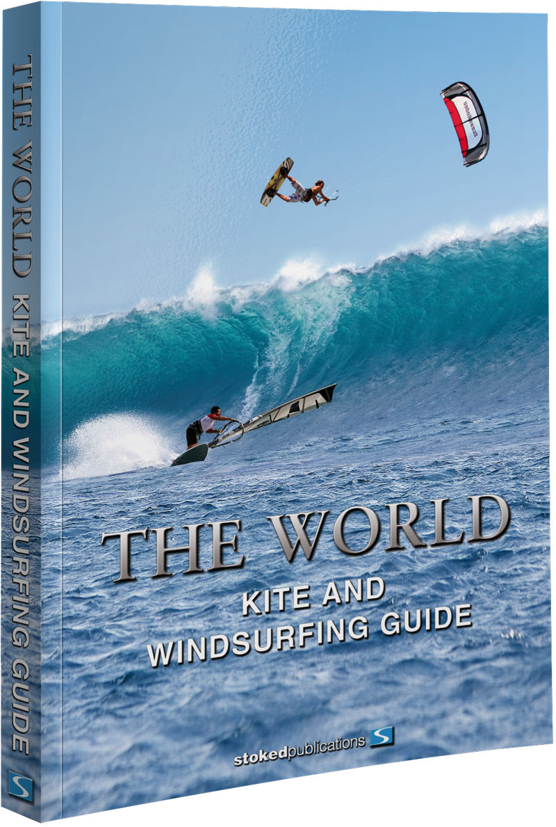 THE KITE AND WIND­SURFING GUIDE – The World